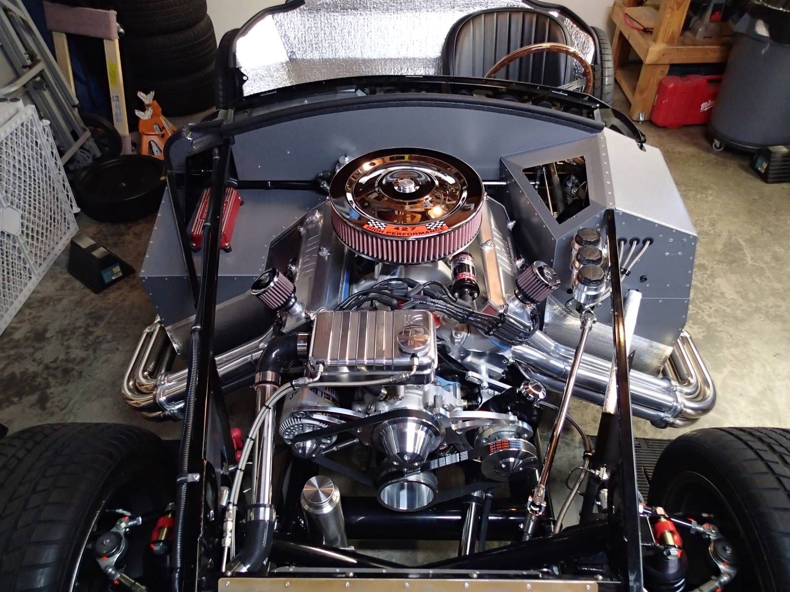 FFR Roadster Engine